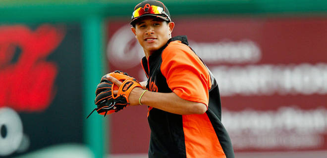 Manny Machado Arrived at The